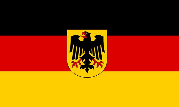 Resmi Alman bayrağı