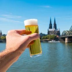 Alman bira çeşidi Kölsch