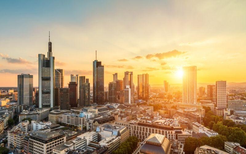 Frankfurt sehir rehberi
