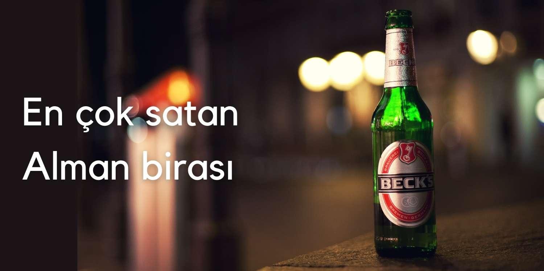 Alman birası Becks